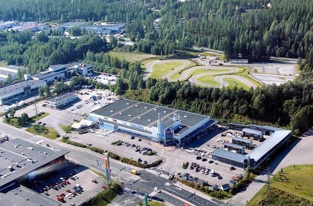 Volttikatu 1, Kuopio